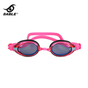 [TAITRA]  SABLE แว่นตาว่ายน้ำสำหรับวัยรุ่น 502T/CA สีชมพู