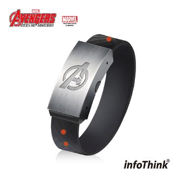 InfoThink Micro USB LED สร้อยข้อมือแฟลชไดร์ฟลายอเวนเจอร์