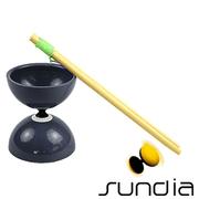 [TAITRA]  ซูซูกิ Sundia ลูกข่างแกนยาวFLY ผลิตในไต้หวัน - สีดำ