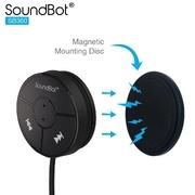 (SoundBot)American Sound Blaster SoundBot SB360 Car Bluetooth Music Receiver 4.0, Bluetooth transmitter donated 6.6.A car charger
