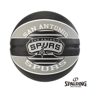 [TAITRA] SPALDING (17) Spurs, Rubber No. 7 Basketball