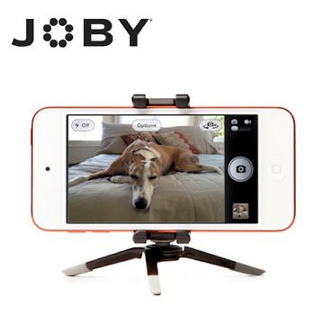 JOBY GrioTight Micro Stand mobile phone holder clip -JM2