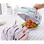 Can be folded to put the food insulation dinette group (large + small)
