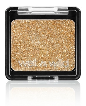 wet n wild Symphony of eye shadow shine SOLO - gold copper (1.4g)