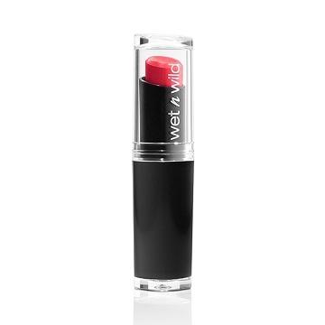 (wet n wild)wet n wild wiping lipstick - a bright red (3.3g)