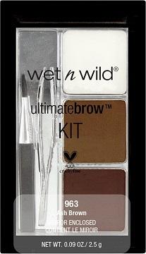 (wet n wild)wet n wild eyebrow color three powder (2.5g)