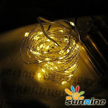 [TAITRA] Sun Nine Photoelectric LED Lighting Light String (Warm White) x1