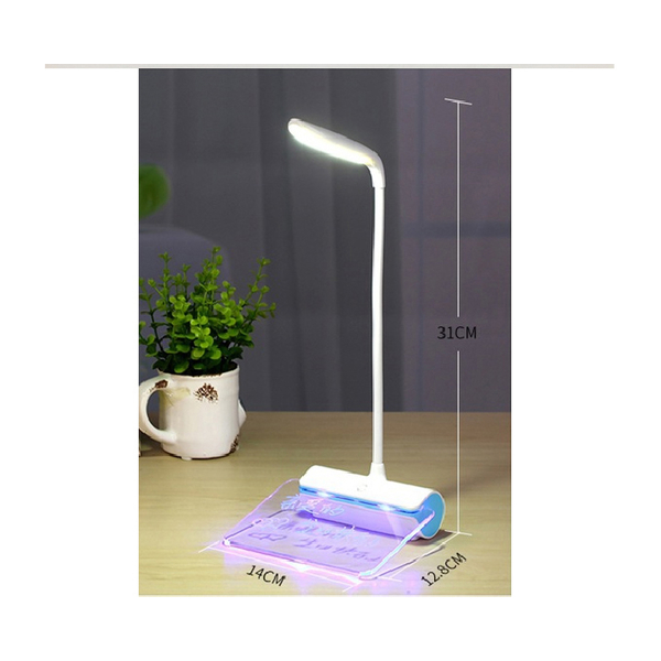 LED message board atmosphere folding reading lamp