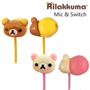 (懶懶熊)Lazy Bear Series stereo microphone modeling ear headphones