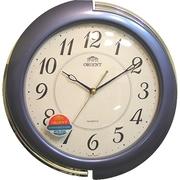 (ORIENT) ORIENT นาฬิกาแขวนผนังรูปนกโอเรียนทัลสีโอเรียนทอล (สีน้ำเงิน)