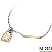 (MiGO)[Link] female necklace MiGO