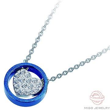 (MiGO)[MiGO] cute sweetheart necklace