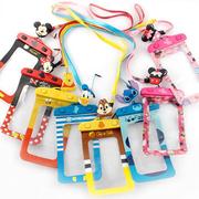(Disney) กระเป๋ากันน้ำโทรศัพท์ Disney ขนาด 5 นิ้ว