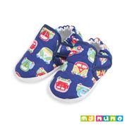 (my nuno)Enphants my nuno playful puff car lightweight toddler shoes - blue