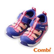 (Combi)Combi children brightening function sandals - purple