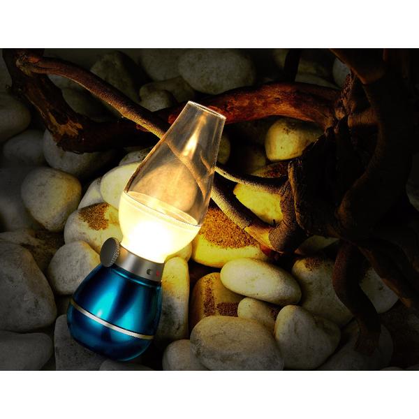 Nostalgic LED kerosene blown lights