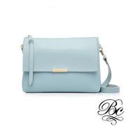 [TAITRA]  BELLUCY กระเป๋าสะพายไหล่ มือถึอ แบบสง่า (สีฟ้า)