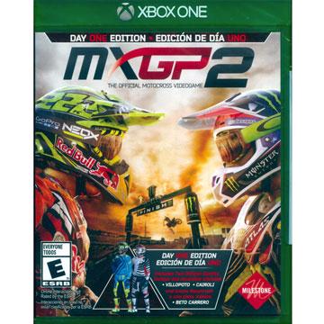 "(XBOX ONE)XBOX ONE ""World Motocross Championship two Japanese version MXGP 2"" English US version"