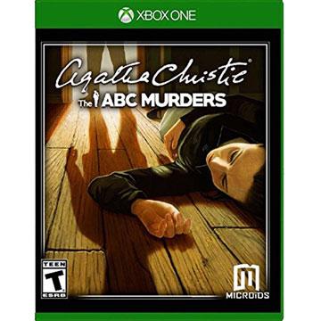 "(XBOX ONE)XBOX ONE ""Ya Jiasuo · Kelisiting of ABC killings Agatha Christies The ABC Murders"" English US version"