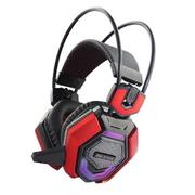 [TAITRA]  【S-ETAS】หูฟังพร้อมไมโครโฟนสำหรับเล่นเกม มีแสงสุดคลู EM3703