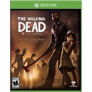"""(XBOX360)XBOX ONE """"The Walking Dead (zombie) in the first quarter to full version The Walking Dead -XBOX ONE"""" English US version"""