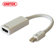 (UNITEK)UNITEK were superior to Mini DP to HDMI converter (4K)