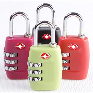 [JoytourD] just TSA customs lock 335- red