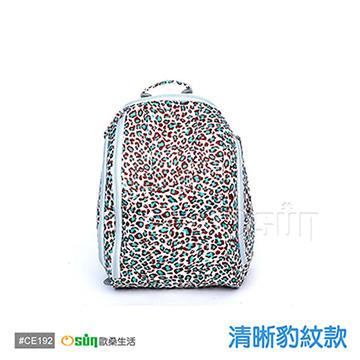 [] โอซุนหกทนปลอดสารพิษซุปเปอร์จุถุงแม่ไหล่, กระเป๋ามัมมี่ (รุ่นเสือดาวสด)