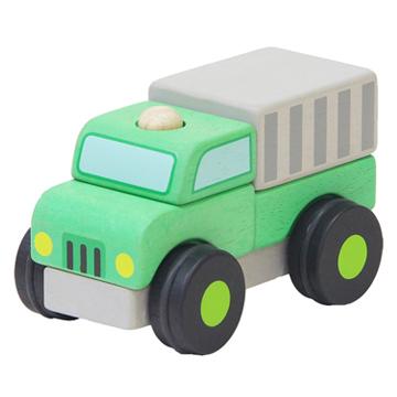 [TAITRA] Mentari 3D Puzzle Blocks Dump Truck