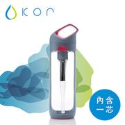 (KOR WATER) NAVA ขวดกรองน้ำแบบพกพา Asher / 650มล. (พร้อมใส้กรอง * 1)