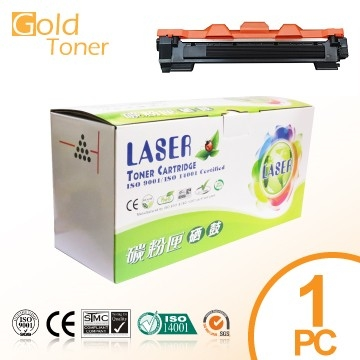 [TAITRA] [Gold Toner] BROTHER TN-1000 Compatible Black Toner Cartridge, For Models: HL-1110 / DCP-1510 / MFC-1815