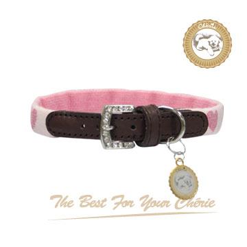 (Chérie)Cherie Pink Heart Necklace