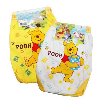 Winnie the Pooh เด็กชายสองคนเข้าสู่บทสรุป