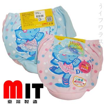 (一品川流)Elephant Girls pants -3418-2 into the package