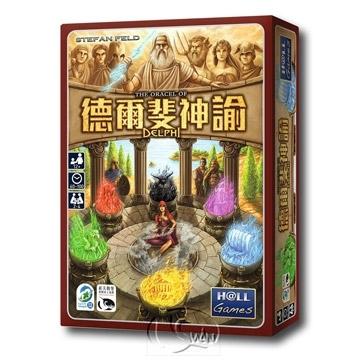 [Neuschwant Board Games] Delphi เวอร์ชั่นภาษาจีน
