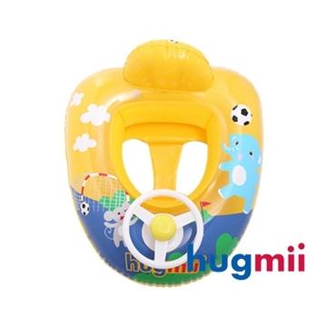 (hugmii)[Hugmii shape children's swimming] playful elephant boats _
