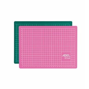 [TAITRA] [ABEL] A4 Standard Cutting Mat (Pink)