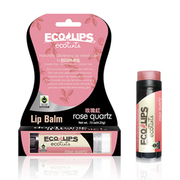 (ECO LIPS)The United States ECO LIPS by the Fu Li lips natural lip balm super moisturizing color Yang (rose red _ pink skin)