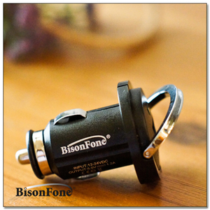 (BisonFone)Compact Car Charger