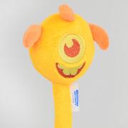 ปากกาหัวการ์ตูนลิตเติ้ล มอนสเตอร์ Pixar Monsters University ขนาด 0.38mm (6ชิ้ัน)