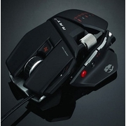 (Mad Catz)Mad Catz RAT 7 North American lion variant magic eyes Laser Mouse