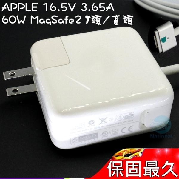 แอปเปิ้ลหม้อแปลง 16.5V 3.65A 60W, MAGSAFE 2, A1425, A1435, ADP-60ADV, MD212, MD213LL, MD101Y, MD102J, MD595