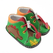 (LOVE WORLD)LW forest dinosaur baby shoes (green)