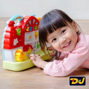 [TAITRA]  DJ Toys ชุดสำรวจฟาร์ม