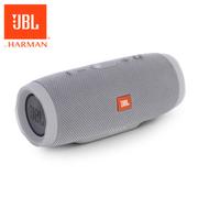 (JBL)JBL Charge 3 Waterproof Portable Bluetooth Speaker (gray)