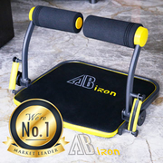 (AB IRON)【AB IRON】 Yingliang Almighty core muscle group aerobic training machine easy forged abdominal muscles