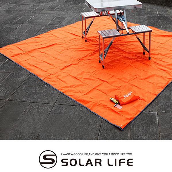 [TAITRA] 【SOLAR】Moisture-Proof Floor Mat 3x3m