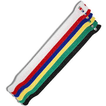 [TAITRA] FUJIEI Colorful Universal Velcro Cable Tie (Velcro)