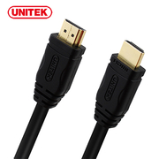 (UNITEK)UNITEK were superior to the first 24K gold-plated version 1.4 HDMI AV transmission line 2M