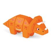 ([Janod, France] three-dimensional animal fight - triangular dragon] [France Janod] three-dimensional animal fight - triangular dragon